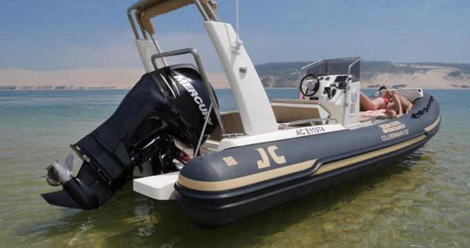 Joker Boat Clubman 22 te huur van particulier of professional in Port d'Arcachon