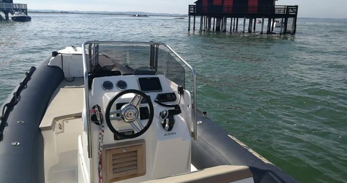 Rubberboot te huur in Port d'Arcachon voor de beste prijs