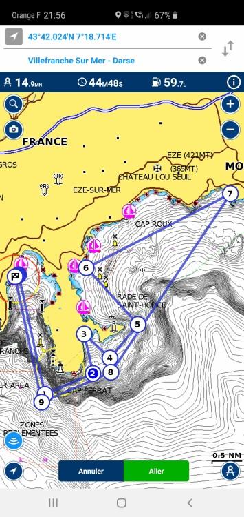 Huur Motorboot met of zonder schipper Sessa Marine in Saint-Jean-Cap-Ferrat