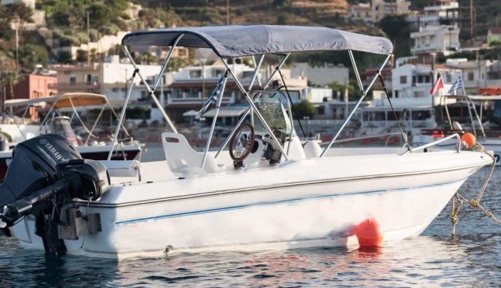 Motorboot te huur in Heraklion voor de beste prijs