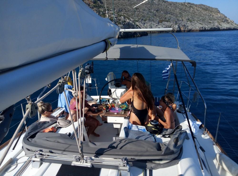Huur een Bénéteau Oceanis in Chania