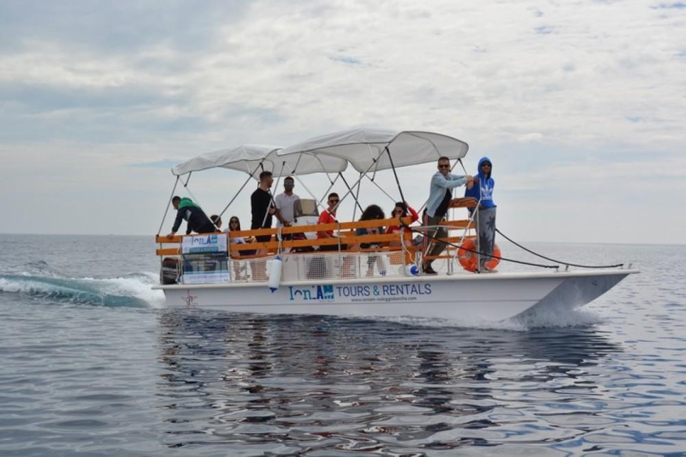 Verhuur Motorboot in Avola - ps zattera