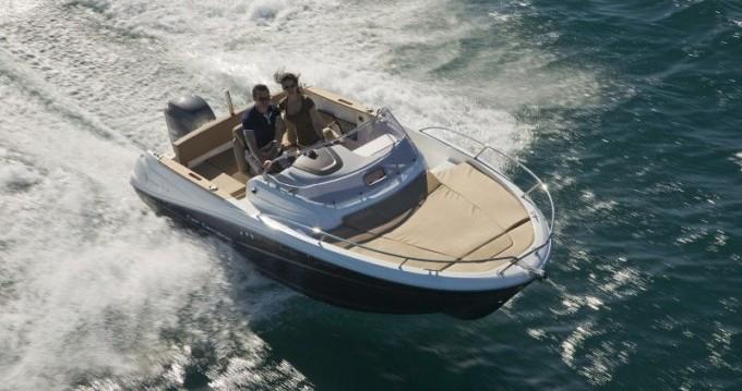 Huur Motorboot met of zonder schipper Jeanneau in Zadar