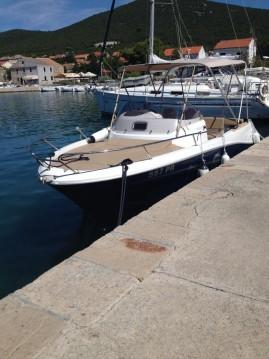 Verhuur Motorboot in Zadar - Jeanneau Cap Camarat 6.5 WA