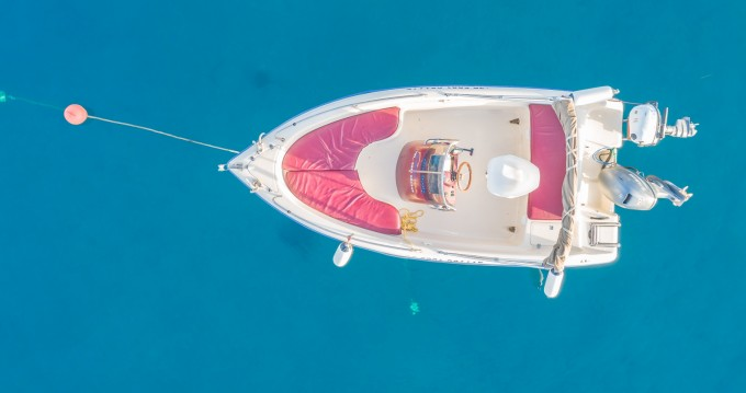 Huur Motorboot met of zonder schipper Poseidon in Heraklion Municipality