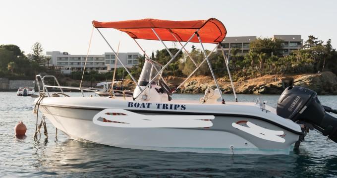 Motorboot te huur in Heraklion Municipality voor de beste prijs