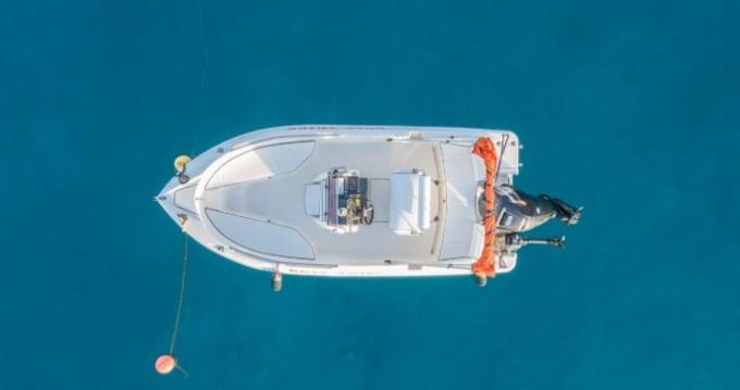 Verhuur Motorboot in Heraklion Municipality - Compass Compass 150 CC