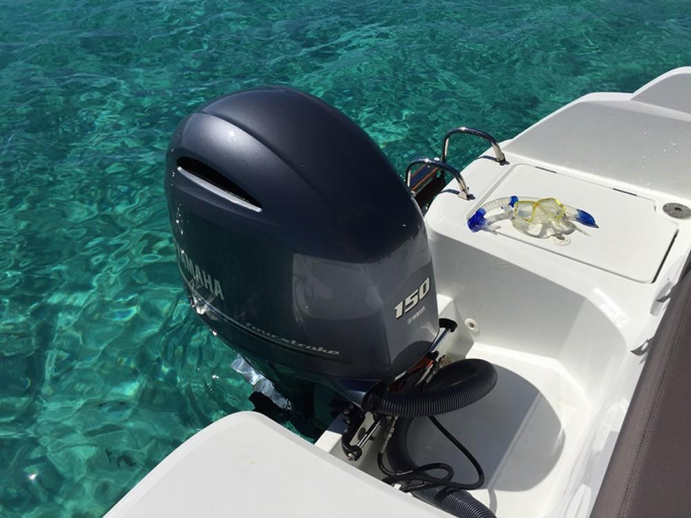 Huur Jacht met of zonder schipper Jeanneau in Ibiza