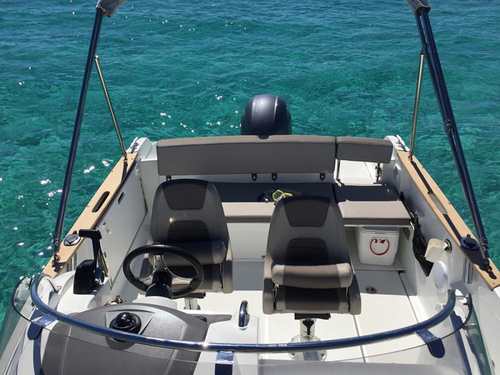 Jachthuur in Ibiza - Jeanneau Cap Camarat 650 via SamBoat