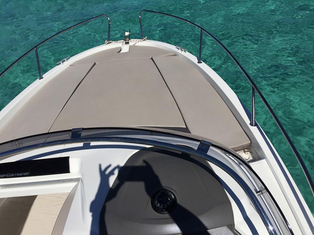 Jacht te huur in Ibiza voor de beste prijs