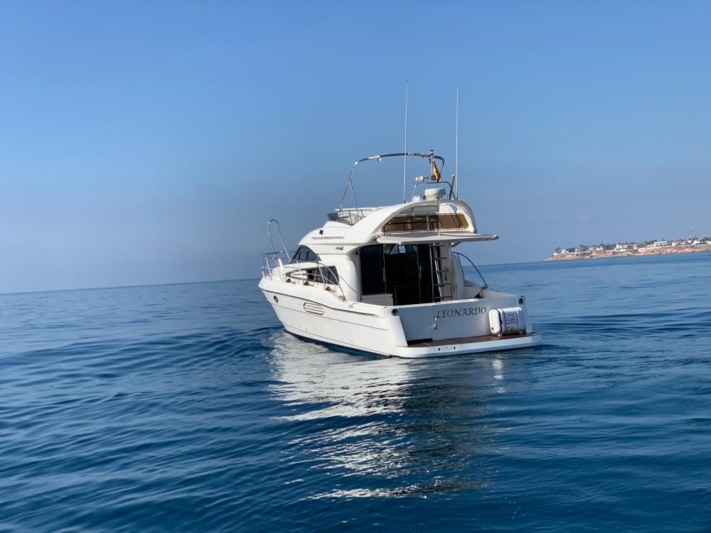Bootverhuur Astondoa AS 40 FISHER in Torrevieja via SamBoat