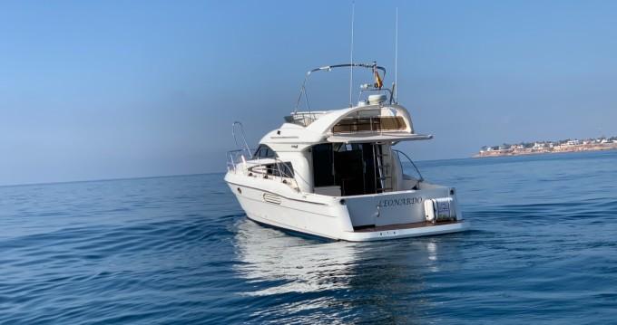 Verhuur Motorboot in Torrevieja - Astondoa AS 40 FISHER