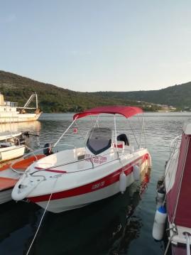 Bootverhuur Salmeri Syros 190 in Vinišće via SamBoat