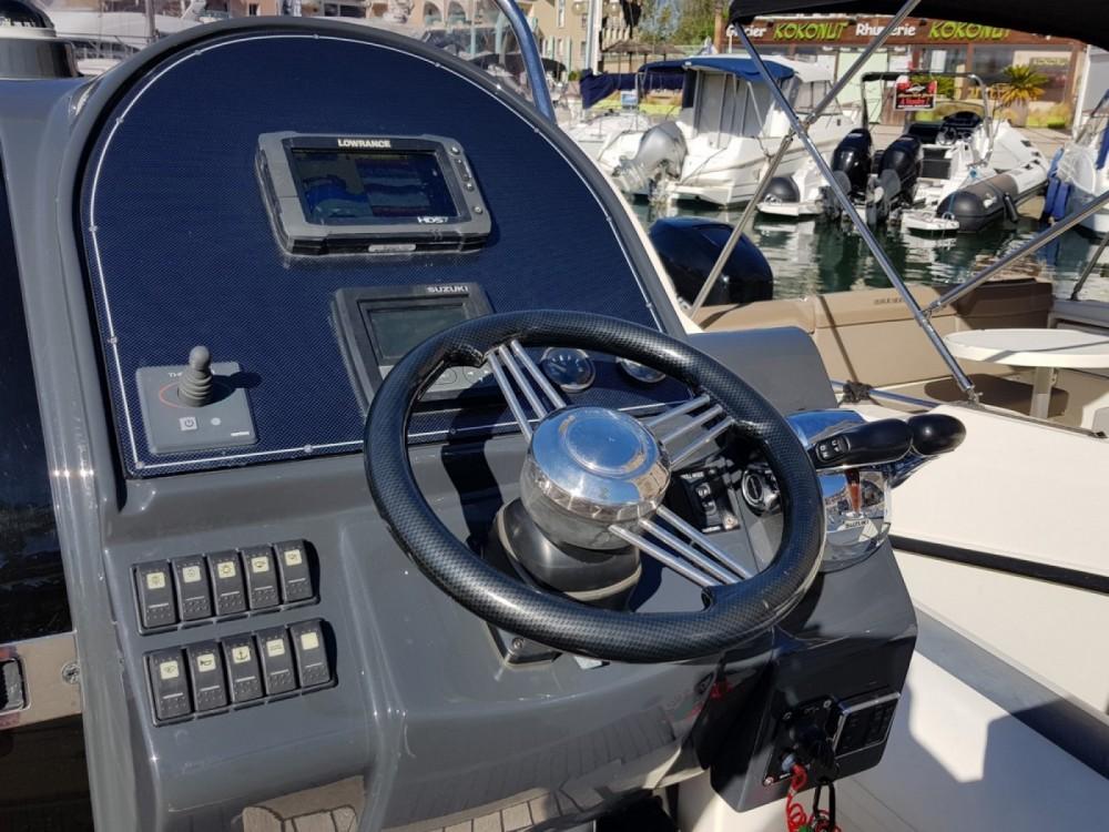 Jachthuur in Fréjus - Bwa Bwa 34 Efb via SamBoat