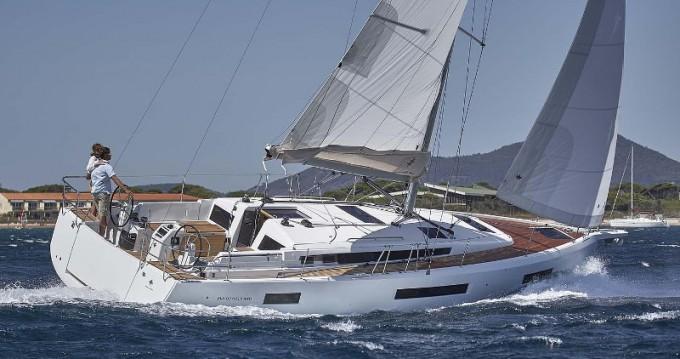 Huur een Jeanneau Sun Odyssey 440 in Kos