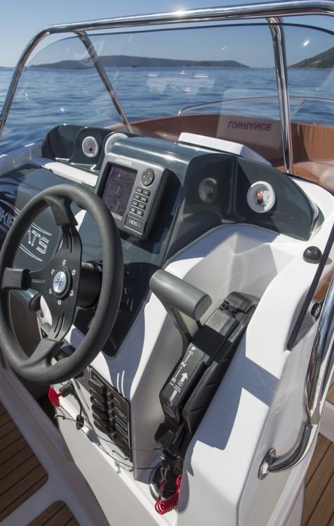 Huur een Okiboats Barracuda 545 Open in Dubrovnik
