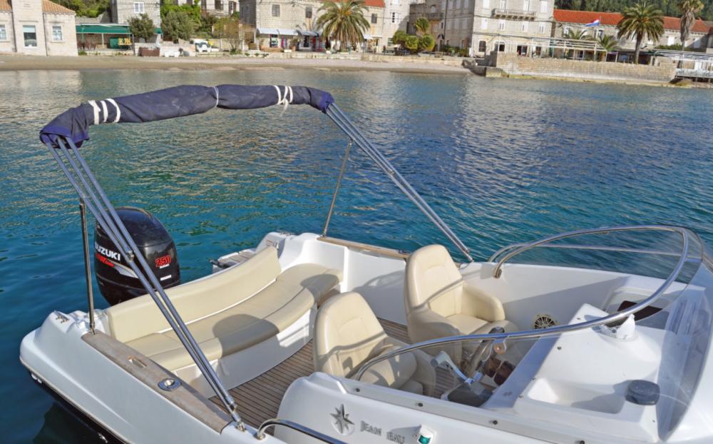 Jachthuur in Dubrovnik - Jeanneau Cap Camarat 755 via SamBoat