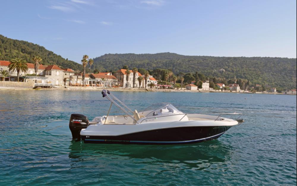 Jeanneau Cap Camarat 755 te huur van particulier of professional in Dubrovnik