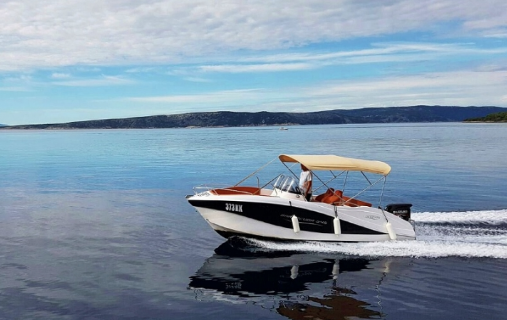 Bootverhuur Okiboats Barracuda 545 Open in Krk via SamBoat