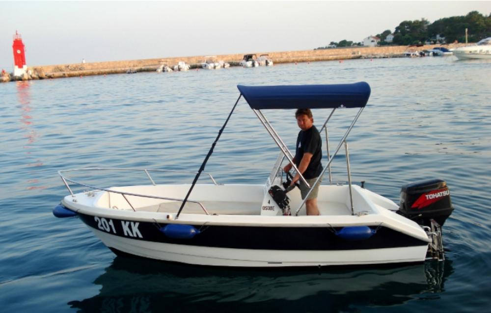 Huur Motorboot met of zonder schipper fisherman in Krk
