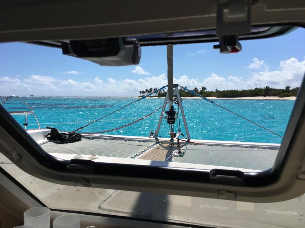 Huur Catamaran met of zonder schipper Aventura in Le Marin