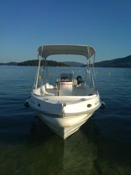 Motorboot te huur in Perigiálion voor de beste prijs
