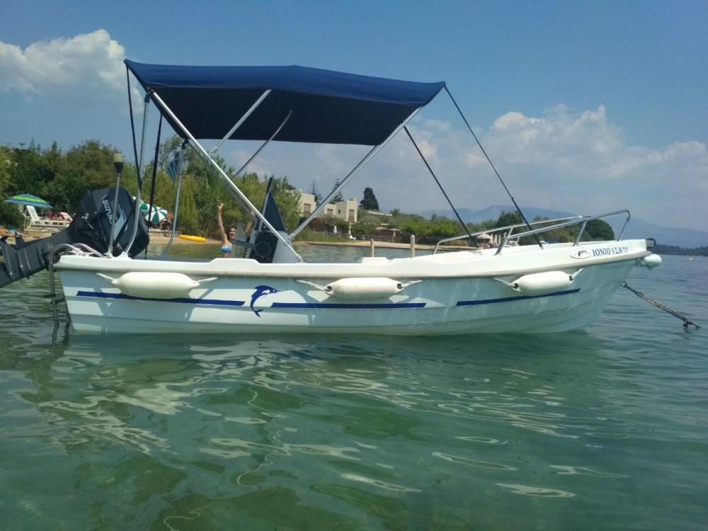 Verhuur Motorboot in Nydri - NIREFS NIREFS