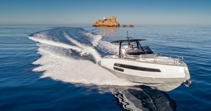 Jachthuur in Nice - Cantieri invictus 280GT via SamBoat