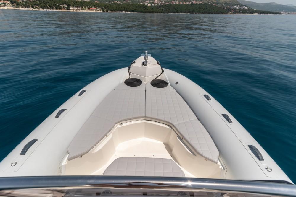 Verhuur Rubberboot in Trogir - Marlin Boat 790 Pro Dynamic