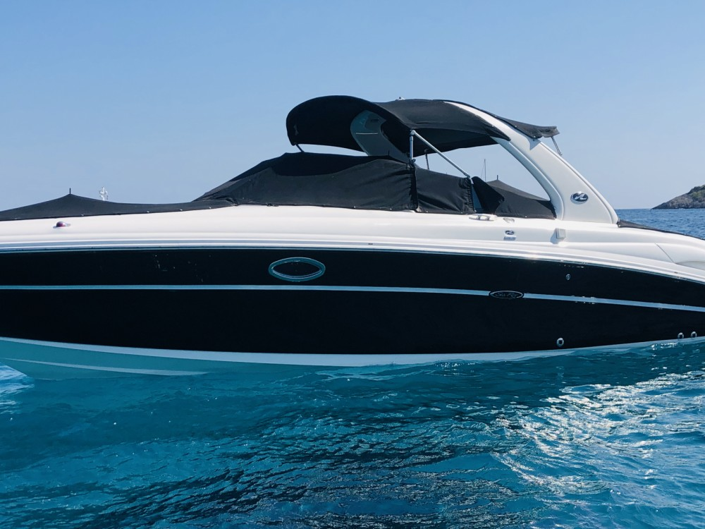 Huur een Sea Ray Sea Ray 295 SLX in Ibiza