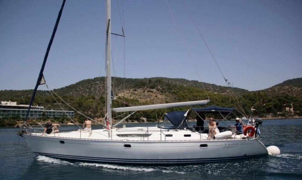 Jeanneau Sun Odyssey 45.2 te huur van particulier of professional in L-Imsida