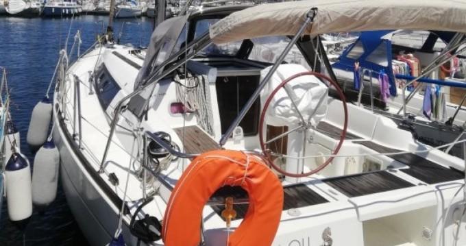 Bénéteau Oceanis 34 te huur van particulier of professional in Île des Embiez