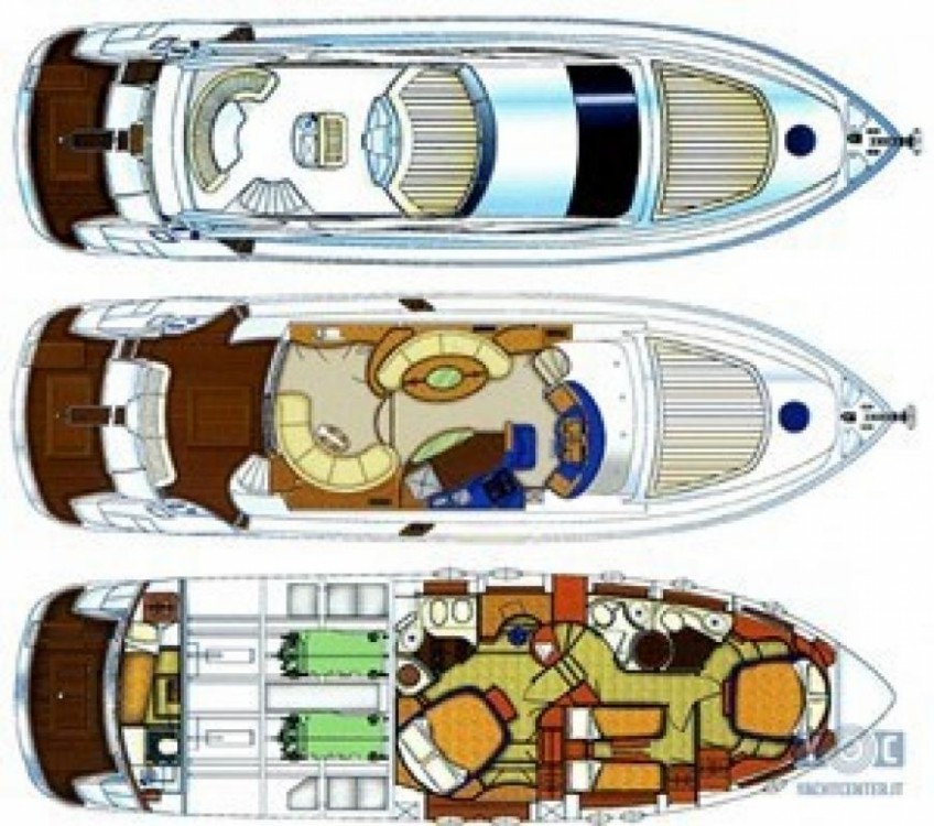 Aicon 56 Fly te huur van particulier of professional in Zadar