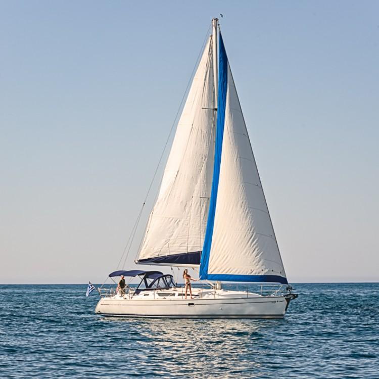 Huur een Jeanneau Sun Odyssey 40 in Chania