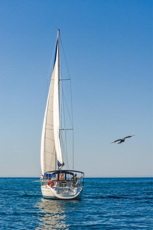 Verhuur Zeilboot in Chania - Jeanneau Sun Odyssey 40