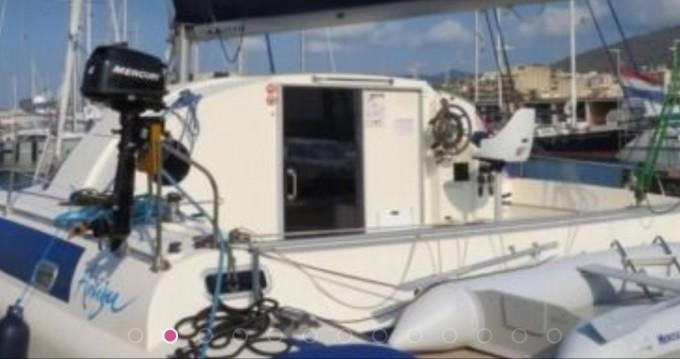 Jachthuur in Premià de Mar - Fountaine Pajot Antigua 37 via SamBoat