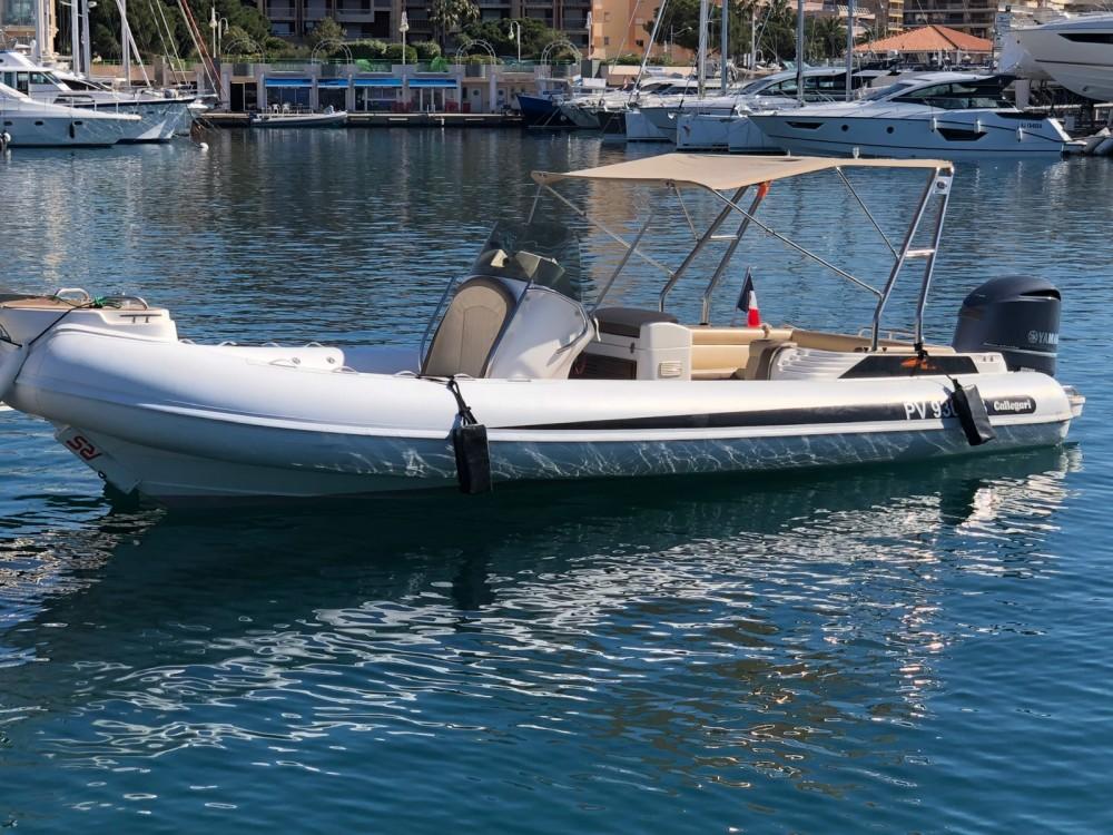 Verhuur Rubberboot in Fréjus - Grosseto calliegari 82