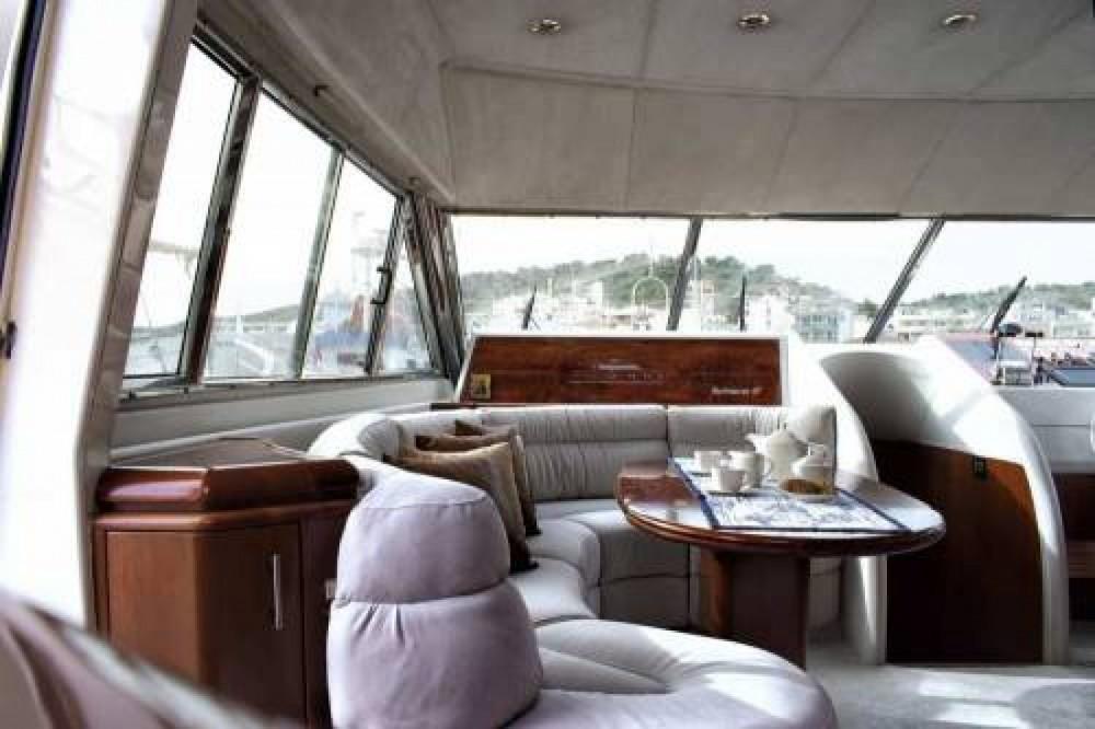 Huur Jacht met of zonder schipper Posillipo in Athene