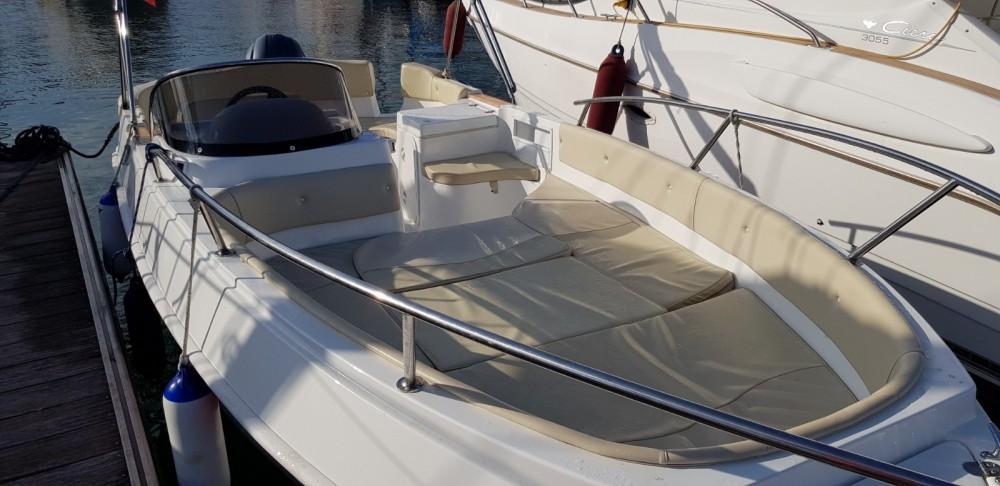 Jachthuur in Alicante - Marinello Eden 22 via SamBoat