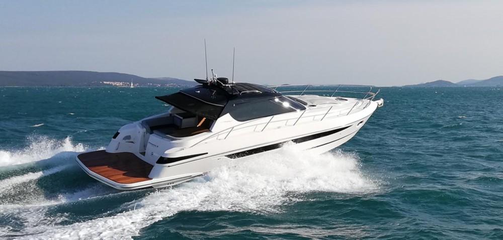 Verhuur Motorboot in Općina Sukošan - FOCUS MOTOR YACHT FOCUS Power 44