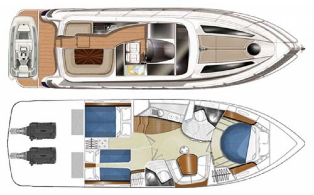 Motorboot te huur in Općina Sukošan voor de beste prijs