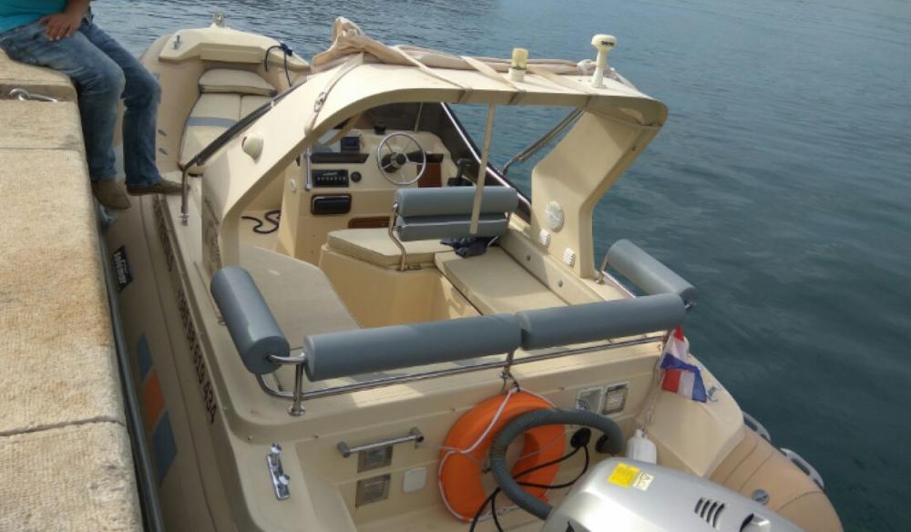 Huur Rubberboot met of zonder schipper Solemar in Bol
