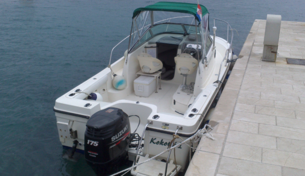 Verhuur Rubberboot in Bol - Trophy 2002 wa