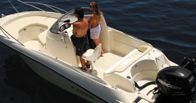 Bootverhuur Zakynthos goedkoop Bluewater 6.40