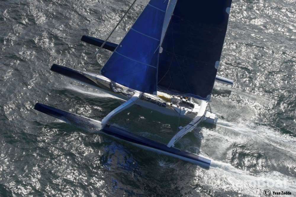 Bootverhuur La Trinité-sur-Mer goedkoop Prototype course