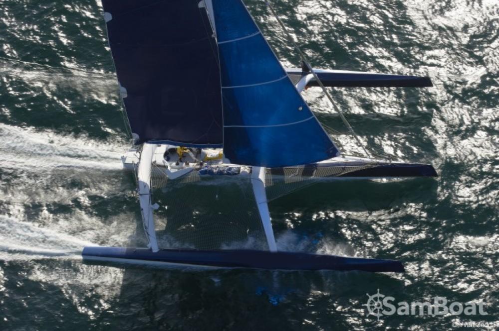 Huur Catamaran met of zonder schipper Trimaran in La Trinité-sur-Mer