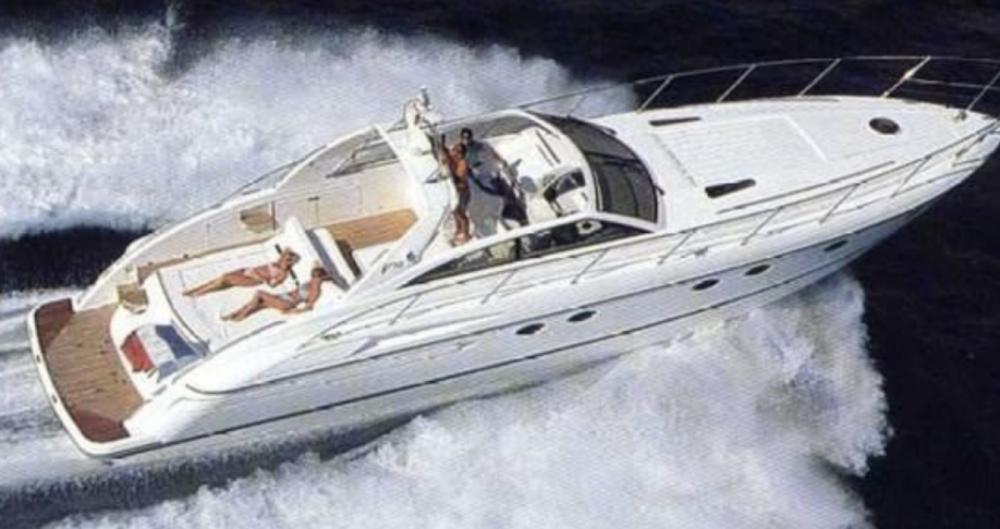 Jachthuur in Saint-Tropez - Princess V55 via SamBoat
