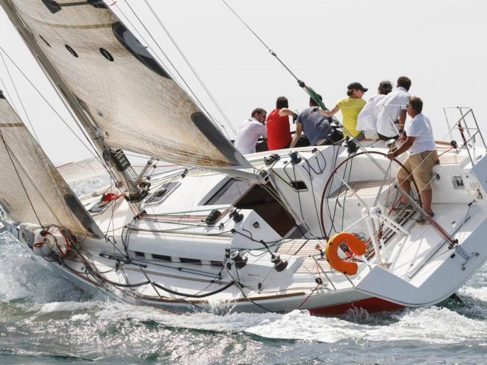 Bénéteau First 35 te huur van particulier of professional in Southampton