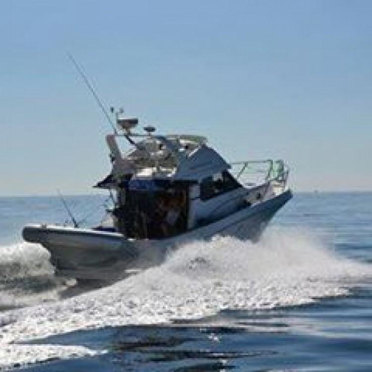 Verhuur Motorboot Faeton met vaarbewijs