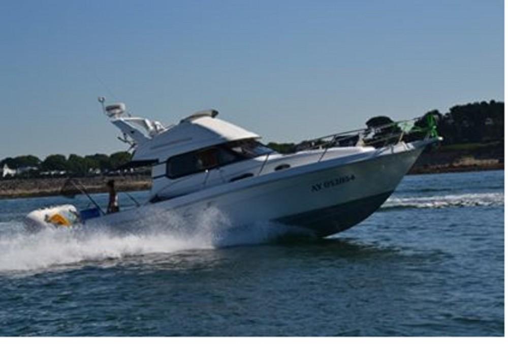 Huur Motorboot met of zonder schipper Faeton in Bénodet